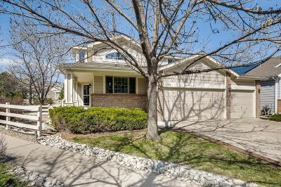 Broomfield Single Family Home Under Contract: 13694 Plaster Circle