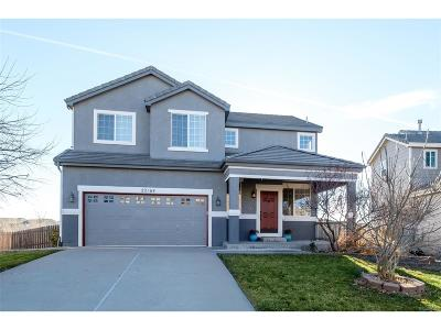 Aurora Single Family Home Under Contract: 22164 East Belleview Lane