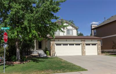 Parker CO Single Family Home Active: $389,900