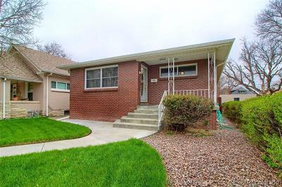 Denver CO Single Family Home Active: $725,000