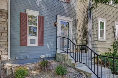 Centennial Condo/Townhouse Under Contract: 8297 South Fillmore Way