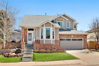 Northglenn Single Family Home Active: 11140 Park Vista Drive