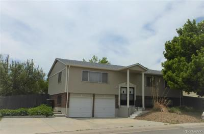 Northglenn Single Family Home Under Contract: 1344 West 101st Avenue