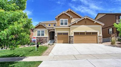 Broomfield Single Family Home Active: 3503 Princeton Place