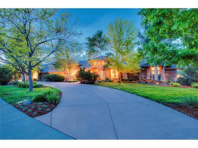 Niwot Single Family Home Under Contract: 8631 Monte Vista Avenue