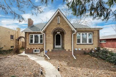 Single Family Home Active: 3761 Yates Street