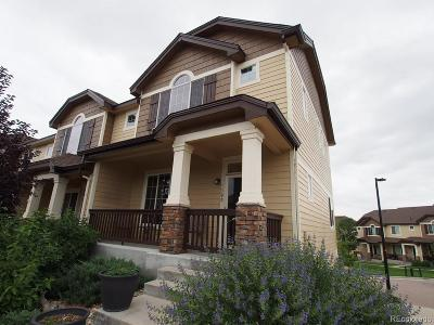 Castle Rock Condo/Townhouse Active: 1300 Royal Troon Drive