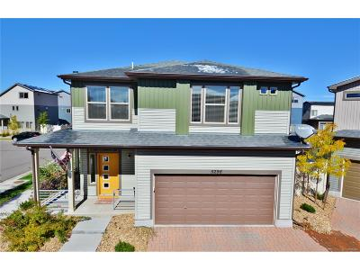 Denver Single Family Home Active: 5296 Andes Street
