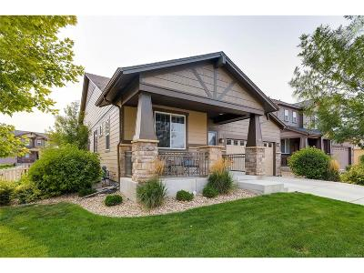 Longmont Single Family Home Under Contract: 1345 Bluemoon Drive