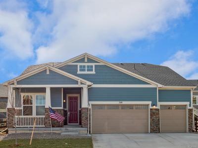 Lafayette Single Family Home Active: 740 Rock Ridge Drive