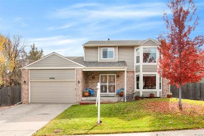 Centennial Single Family Home Under Contract: 20786 East Powers Circle