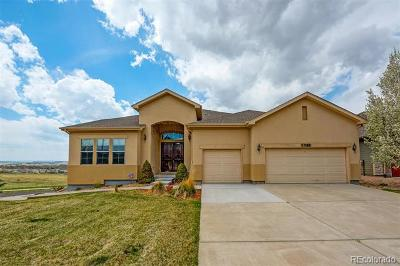 Parker, Franktown Single Family Home Active: 12167 South Shady Pine Court