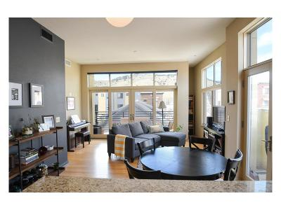 Boulder Condo/Townhouse Active: 4525 13th Street #4F
