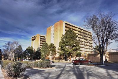 Denver Condo/Townhouse Active: 8060 East Girard Avenue #513