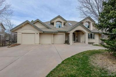 Longmont Single Family Home Active: 5014 Fox Hill Drive
