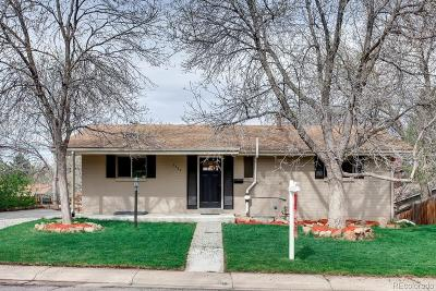 Englewood Single Family Home Active: 3935 South Galapago Street