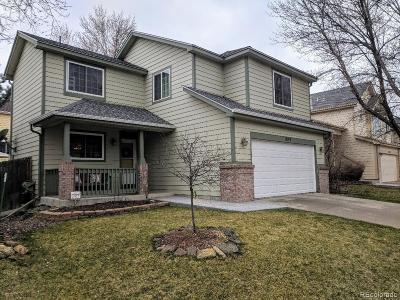 Broomfield Single Family Home Under Contract: 12193 Crabapple Street