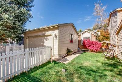 Arvada Single Family Home Active: 8083 Miller Circle