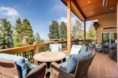 Conifer, Evergreen Single Family Home Active: 121 Bear Claw Lane