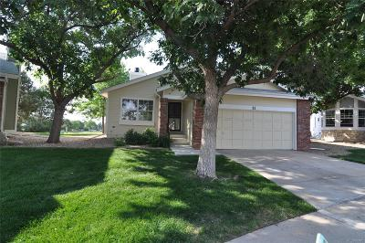 Highlands Ranch Single Family Home Active: 11 Stonehaven Court