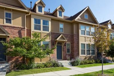 Lone Tree Condo/Townhouse Under Contract: 10229 Bellwether Lane