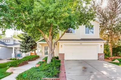 Highlands Ranch Single Family Home Active: 5468 Wangaratta Way