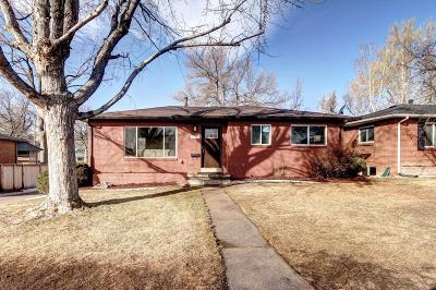 Englewood Single Family Home Under Contract: 3121 South Ogden Street