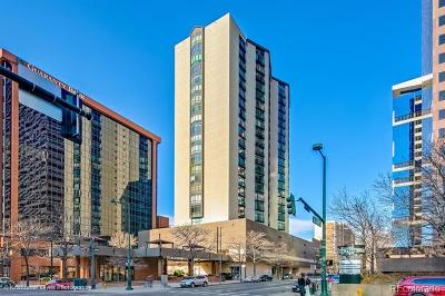 Denver Condo/Townhouse Active: 1777 Larimer Street #1708
