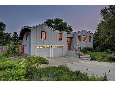 Boulder Single Family Home Active: 5290 Pennsylvania Avenue