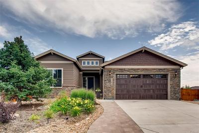 Castle Rock Single Family Home Active: 2269 Summerhill Drive