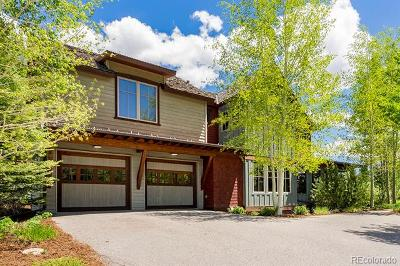 Steamboat Springs Condo/Townhouse Active: 1301 Turning Leaf Court