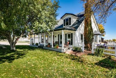 Berthoud Single Family Home Active: 2400 Blue Mountain Avenue