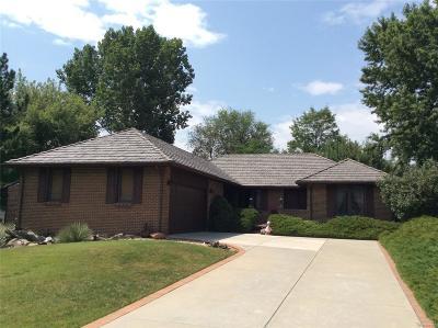 Wheat Ridge Single Family Home Under Contract: 3835 Depew Street