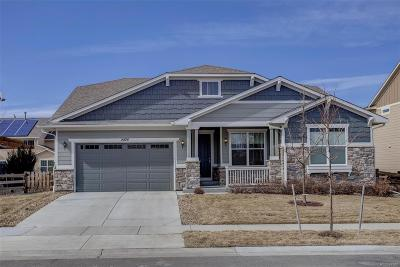 Erie Single Family Home Under Contract: 2274 Front Range Road
