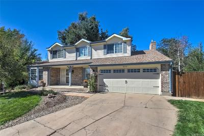 Centennial CO Single Family Home Sold: $436,500