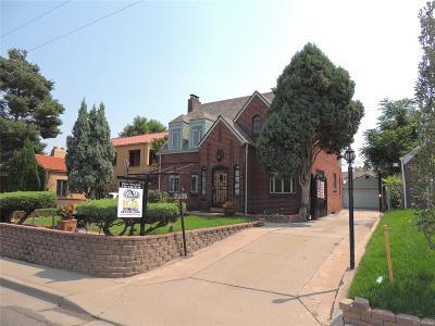 Park Hill, Parkhill Single Family Home Active: 2636 Colorado Boulevard