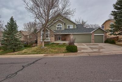 Highlands Ranch Single Family Home Active: 9664 Chanteclair Circle