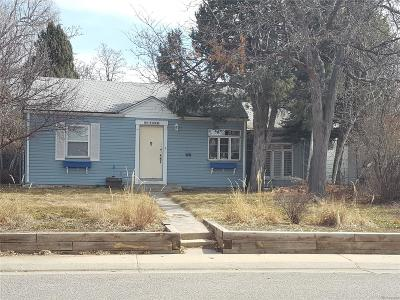 Single Family Home Active: 1140 South Cook Street