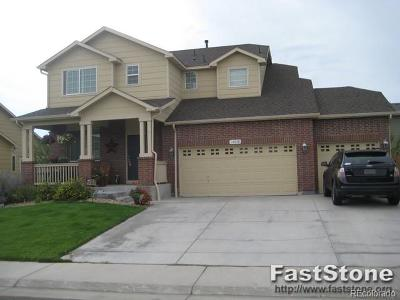Thornton Single Family Home Active: 13019 Niagara Way
