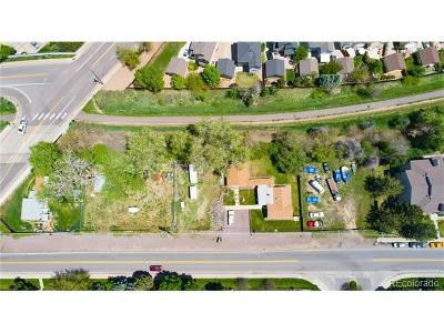 Residential Lots & Land Active: 2550 South Syracuse Way