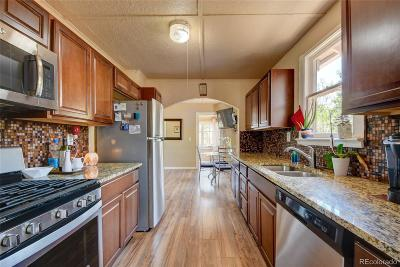 Denver Single Family Home Active: 2803 South Decatur Street