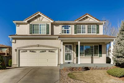 Commerce City CO Single Family Home Under Contract: $425,000