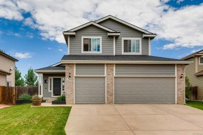 Castle Rock Single Family Home Active: 780 Pitkin Way