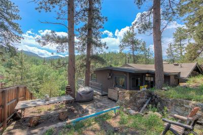 Evergreen Single Family Home Under Contract: 4882 South Cedar Road