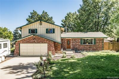 Arvada Single Family Home Active: 6790 Van Gordon Street