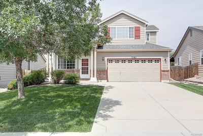Aurora Single Family Home Active: 3566 South Jebel Circle