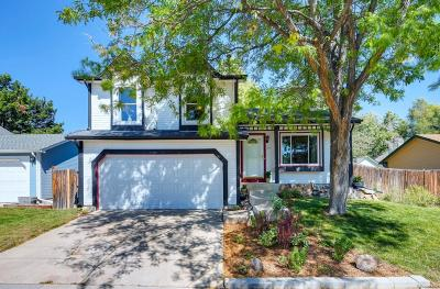 Broomfield Single Family Home Active: 354 Mulberry Circle
