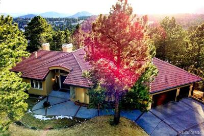 Evergreen Single Family Home Active: 30442 Heavenly Court