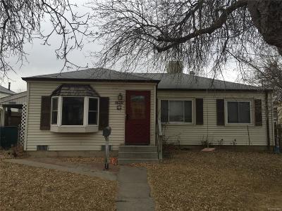 Aurora Single Family Home Active: 1041 Elmira Street