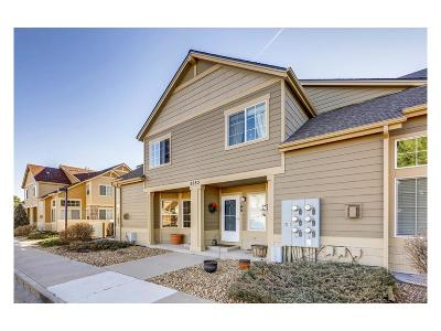 Castle Rock Condo/Townhouse Under Contract: 2583 Cutters Circle #101